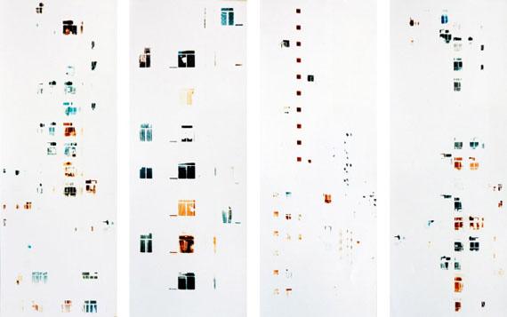 Marc Volk, Kalligrafien, 1997