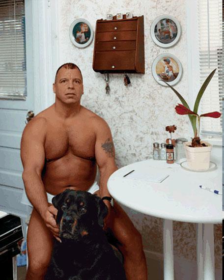 Alec Soth, Lenny, Minneapolis, Minnesota, 2002, 125 x 150 cm