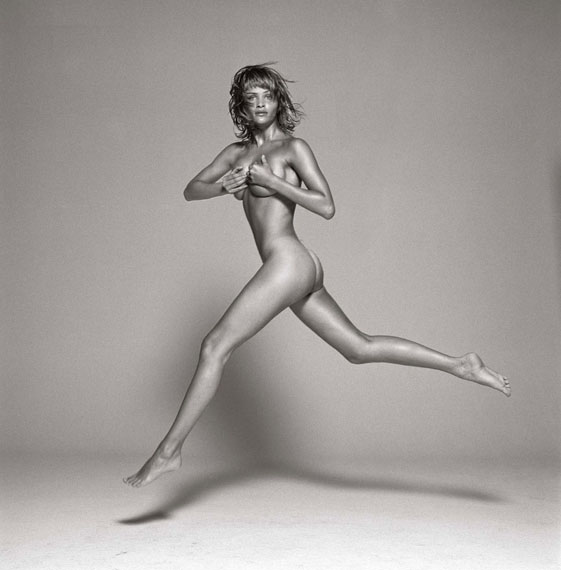 Helena Christensen II, Vogue Italia, 1993Silver Gelatin Print67 x 67 cmEdition of 20