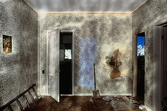 Dwellings #4, 2006