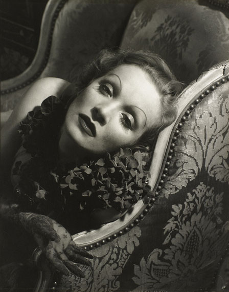Marlene Dietrich, 1934 © Edward Steichen / Courtesy Condé Nast Publications