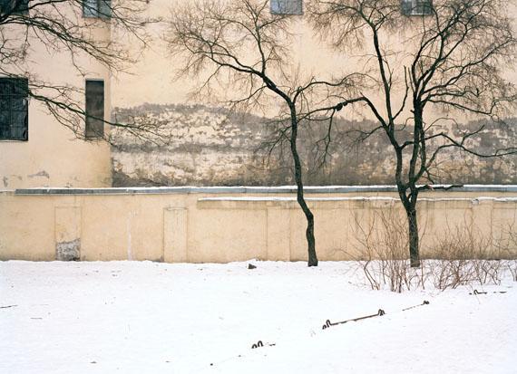 Sasha Rudensky Park by Mariinsky, St. Petersburg, Russia. 2005