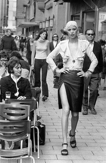 © Dimitri Soulas, Munich/Germany, 1971 |  München, Leopoldstraße, 1971