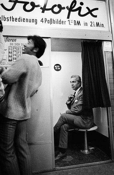 © Dimitri Soulas, Munich/ Germany, 1970 |  München, Hauptbahnhof, 1970