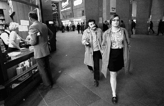 © Dimitri Soulas, Central Munich Railway Station/Germany, 1969 |  München, Hauptbahnhof, 1969