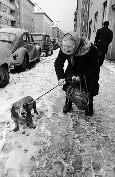 © Dimitri Soulas, Munich/Germany, 1972 |  München, Georgenstraße, 1972