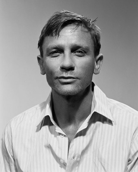 Daniel Craig, London 2005 © Liz Collins