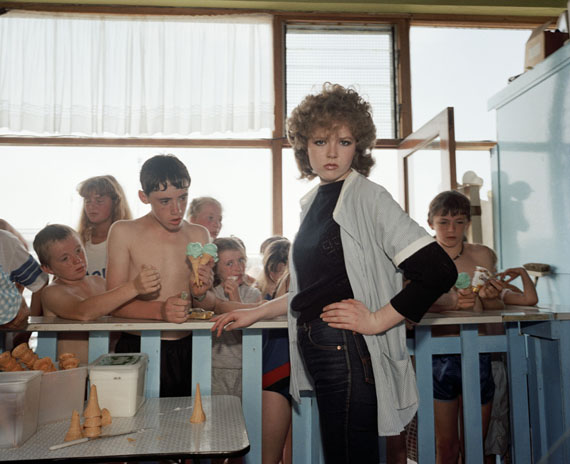 © Martin Parr/Magnum Photos, GB. England. New BrightonFrom 'The Last Resort'. 1983-85., 20x24 inch