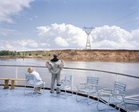 Simon Roberts, The Lounge of a Former Sanitorium. Sludyanka, Eastern Siberia. 2004.