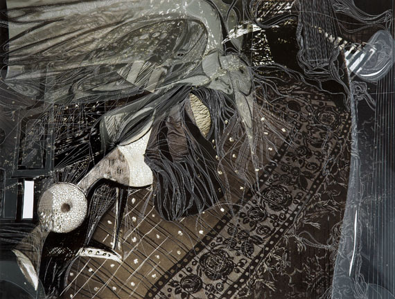 Don't Harp on Carpet, 2013© Sebastiaan Bremer, Courtesy Edwynn Houk Gallery
