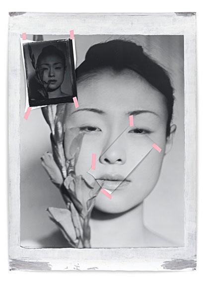 """Jeff Cowen: """"Yuki"""", 2005, Silbergelatineabzug, Ed. 6, 178 x 127 cm © Jeff Cowen, BerlinCourtesy Galerie Michael Werner Märkisch Wilmersdorf, Köln & New York"""