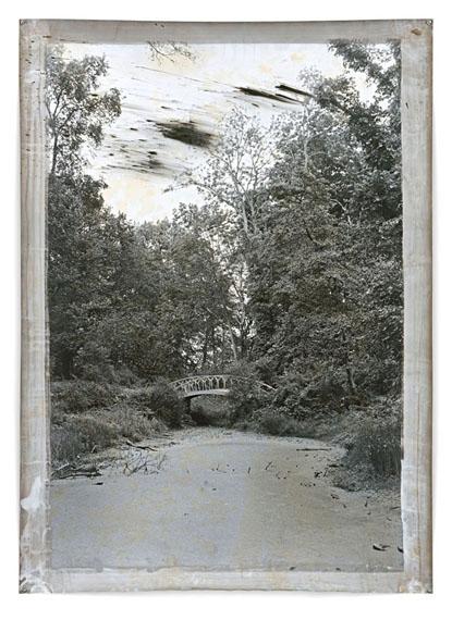 """Jeff Cowen:""""Untitled Pfaueninsel 2"""", 2012, Silbergelatineabzug, Ed. 6, 176 x 127 cm © Jeff Cowen, BerlinCourtesy Galerie Michael Werner Märkisch Wilmersdorf, Köln & New York"""