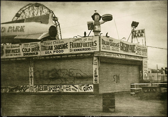 © Marek Poźniak, NYC Coney Island 2006