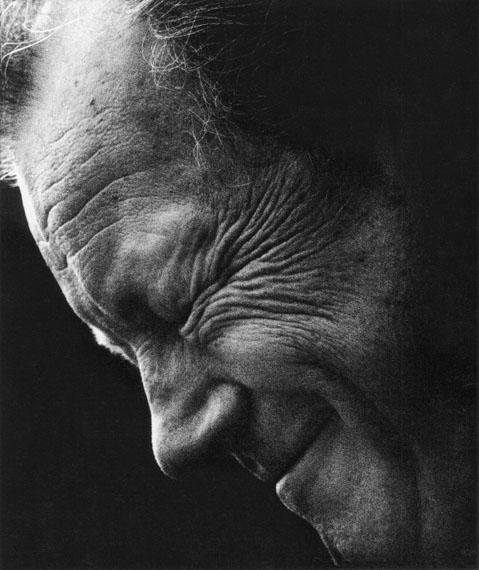 Willy Brandt © Konrad Rufus Müller, courtesy PINTER & MILCH