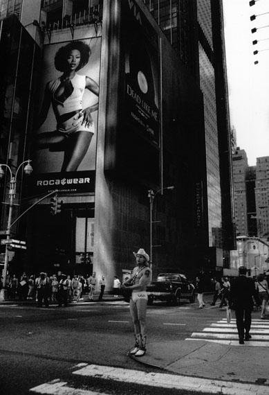 New York, 2003 © Barbara Klemm