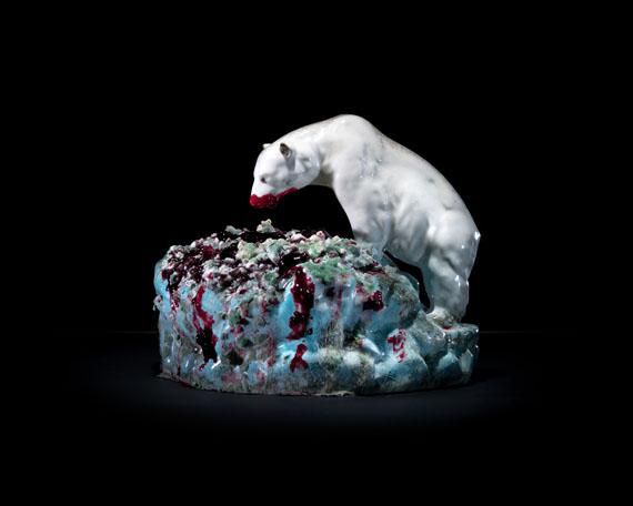 Klaus Pichler: Jam, 2011 ed. 5+II/5+II 60x75, 90 x 105 cm