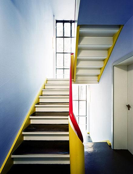 """""""Treppe Kandinsky"""", Dessau, 2000"""