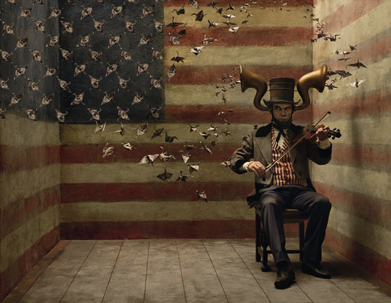 © Eugenio Recuenco · Violin 2 · 2009