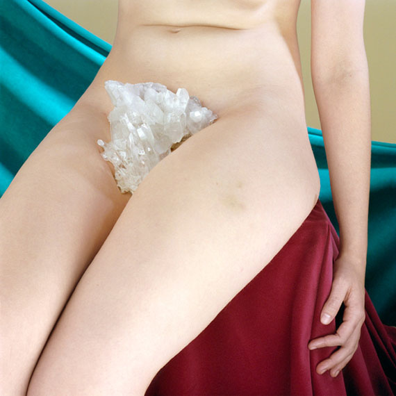 Petrina Hicks, New Age from The Shadows, 2013, pigment print, 100 x 100cm, edition of 8