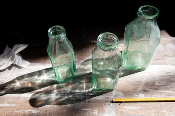"Jessica Backhaus ""Memories in a Bottle"" aus der Serie ""Once, still and forever"""
