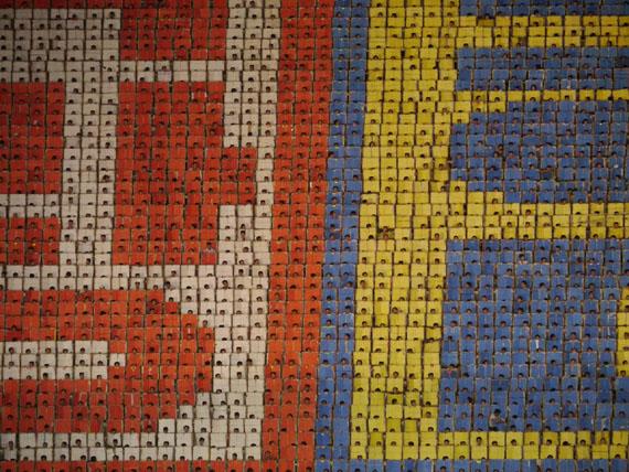 Perfect Synchronisation, ARIRANG,Pyongyang, 2010© Jeremy Hunter, Courtesy of ATLAS Gallery, London