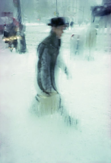 Package, c. 1960 © Saul Leiter