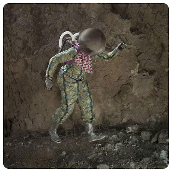 Umeko from the series The Afronauts, 2012 © Cristina De Middel