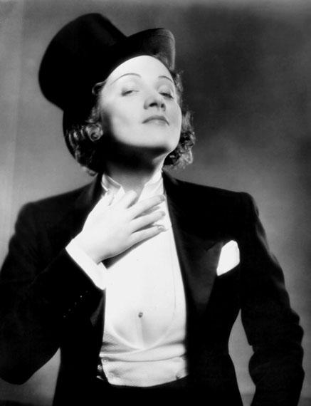 Marlene Dietrich, Morocco, 1930 © Milton H. Greene / Courtesy Sammlung Reichelt und Brockmann, Mannheim
