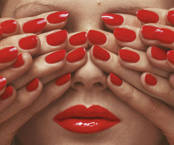 Vogue Paris – May 1970  © The Estate of Guy Bourdin, 2013