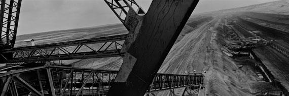 Paolo Pellegrin: Der schwedische Energiekonzern Vattenfall darf in Welzow 500 Mio. Tonnen Braunkohle abbauen. Welzow. Deutschland. 2013 © Paolo Pellegrin/Magnum Photos/FOCUS