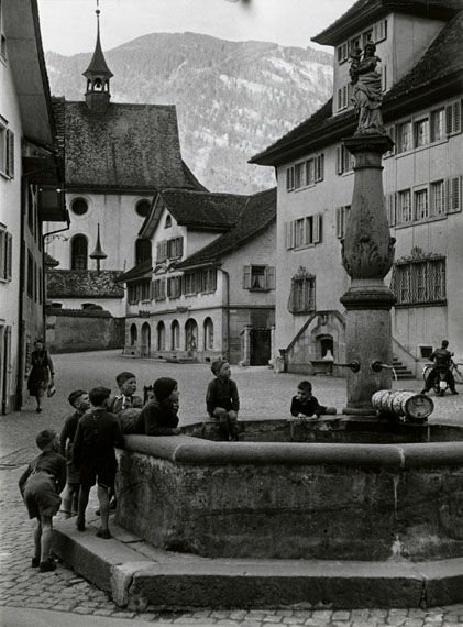 Küssnacht, Switzerland, c. 1960 © Henri Cartier-Bresson / Magnum Photos