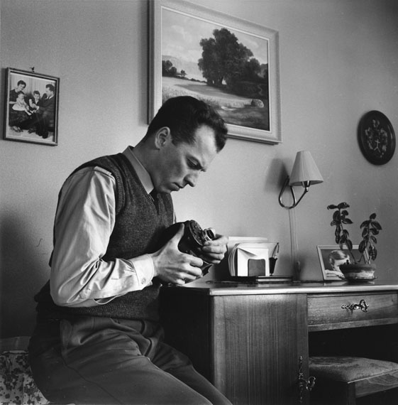 Arnold Odermatt: Stans, 1964Copyright: Urs Odermatt, WindischCourtesy: Galerie Springer Berlin