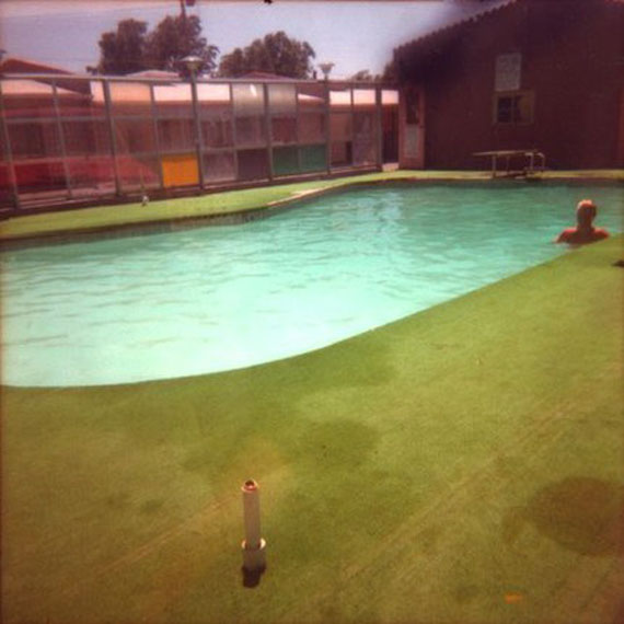 Simone KappelerElk City, Oklahoma, Pool III, 23.6.1981 1981Ilfochrome color print© Simone Kappeler, Courtesy Galerie Esther Woerdehoff