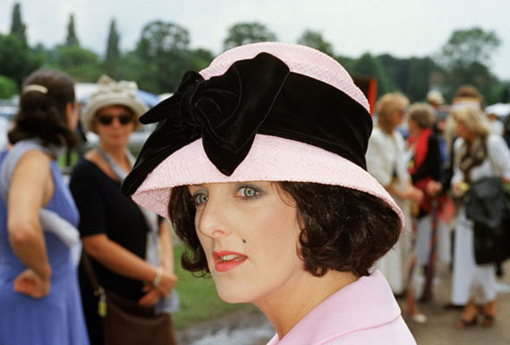 GB. England. Henley-on-Thames. 1995-1999 © Martin Parr