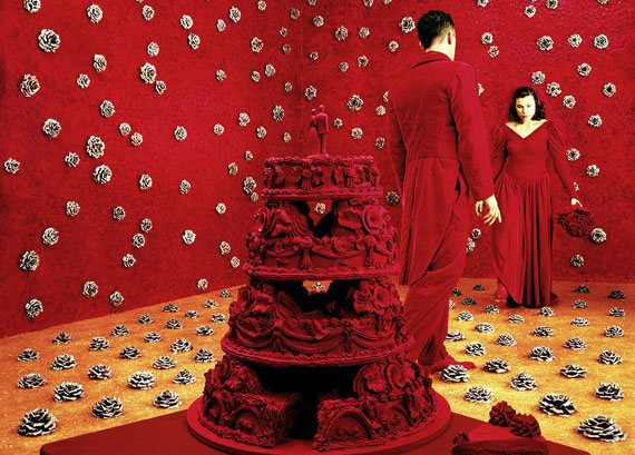 The Wedding 1994 © Sandy Skoglund