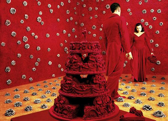 The Wedding 1994 © Sandy Skoglund