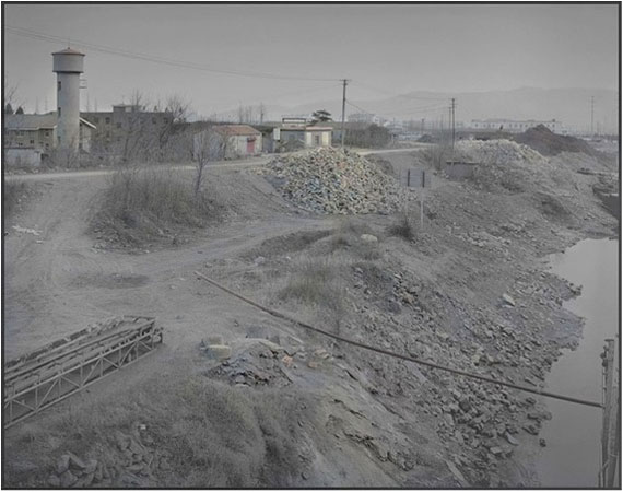 Old Industrial Area, Gaozi Country, 2011 © Liang Weizhou / M97 Gallery