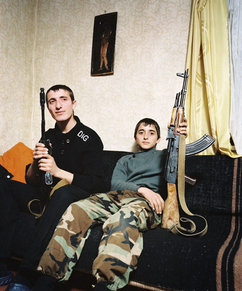 © Rob Hornstra. Courtesy Flatland Gallery. 