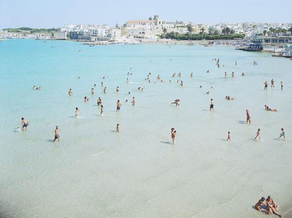 Otranto Sud, 2010 © Massimo Vitali