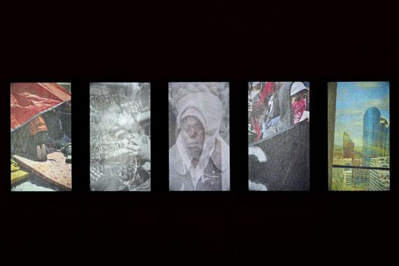 Rob JohannesmaSpots of Time, 2013Five channel HD video installation, 117 min. Courtesy the artist© Rob Johannesmaphoto: Servet Dilber