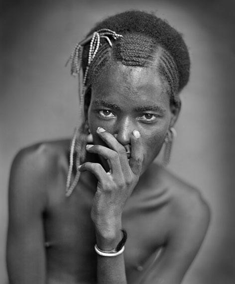 Hamer, Dimeka, 2002© Juan Manuel Castro Prieto, courtesy galerie VU'