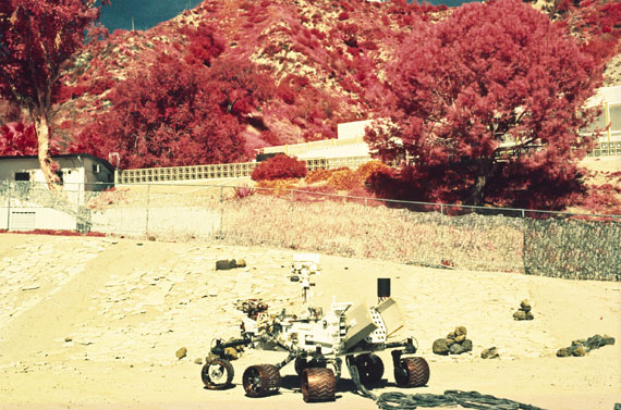 Markus Krottendofer - aus der Diashow JPL Mars Yard, 2013