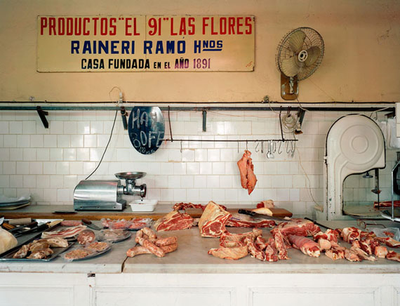 91' Butcher Shop, 2006