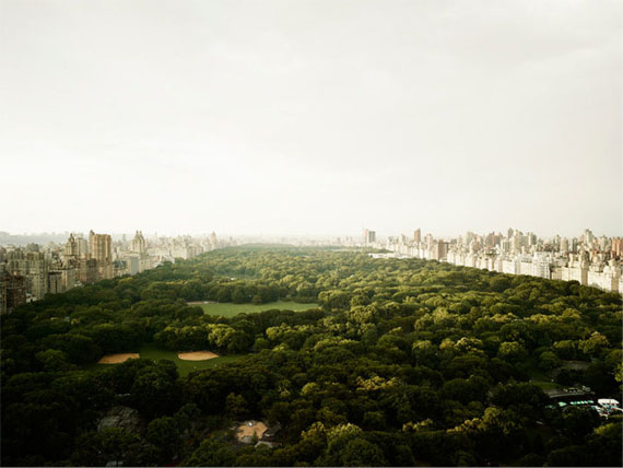 Josef Hoflehner: Central Park, (New York), 2011