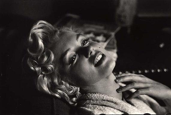 Marilyn Monroe, New York, 1956 © Elliott Erwitt, Courtesy Edwynn Houk Gallery
