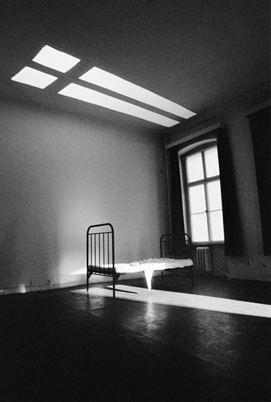 Matthias Leupold: o.T. (Bett)