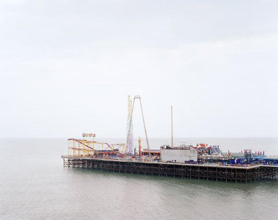 "Simon Roberts ""Blackpool South Pier"", Lancashire, July 2008"
