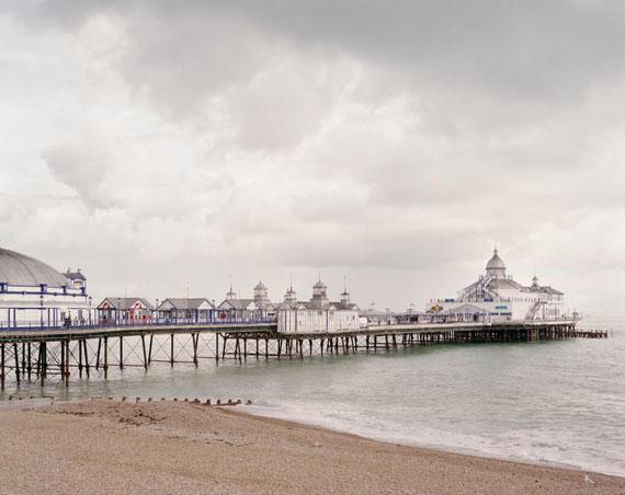 "Simon Roberts ""Eastborne Pier"" East Sussex, September 2011"