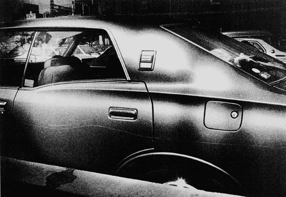 Memory of Dog 2, 1982/2013 © Daido Moriyama