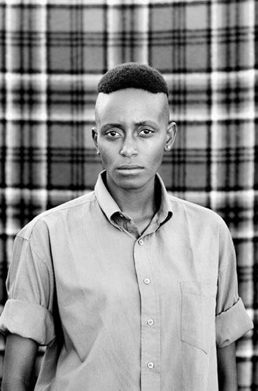 Zanele MuholiAus: «Faces and Phases»Sinenhlanhla Lunga, Kwanele South, Katlehong, Johannesburg, 201276,5 x 50,5 cmSilber-Gelatine-Print